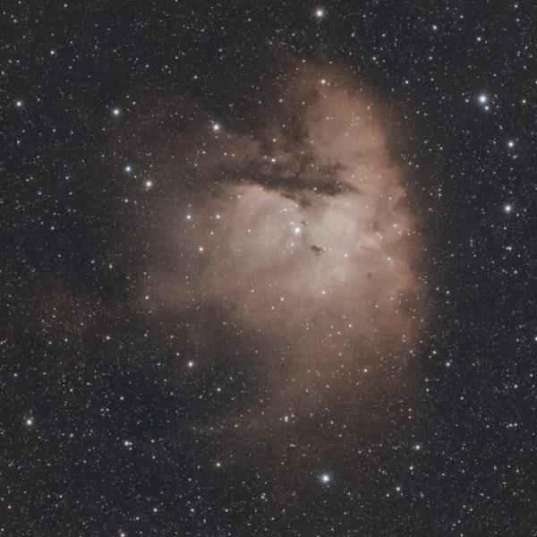 Hubble Pacman