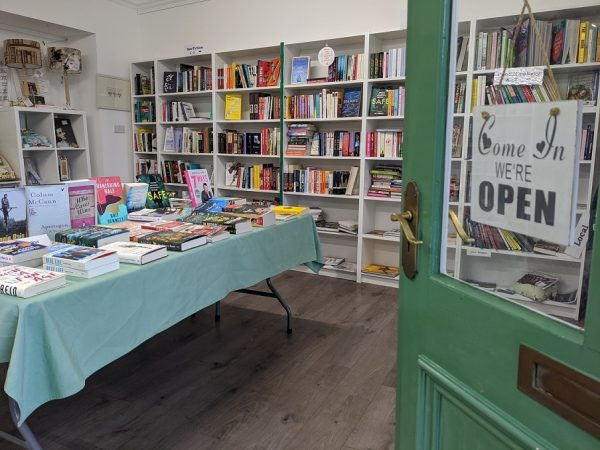 No 11 Main Street, the Wigtown Festival Bookshop