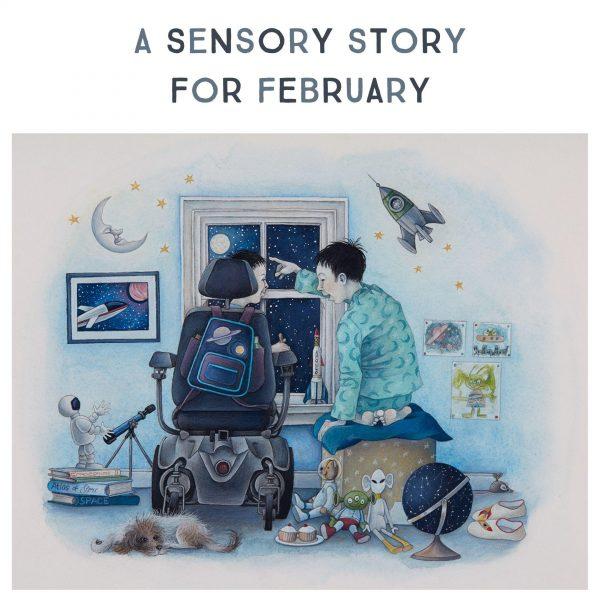 A Sensory Story For February