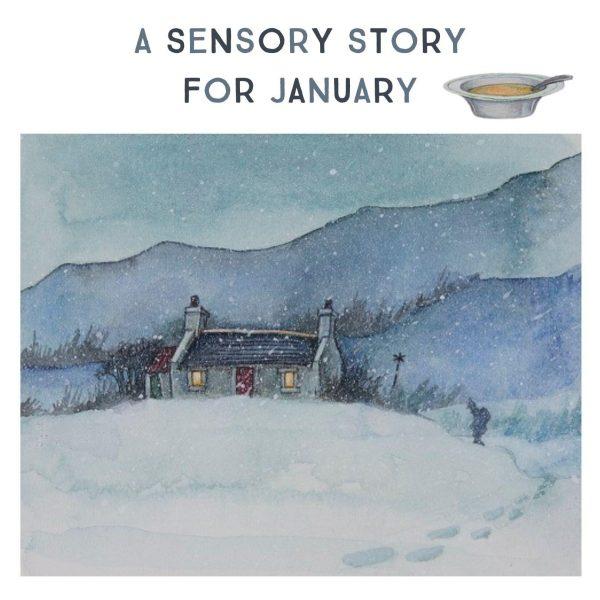 A Sensory Story For January