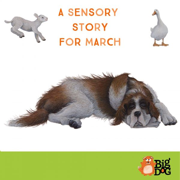 A Sensory Story For March 1
