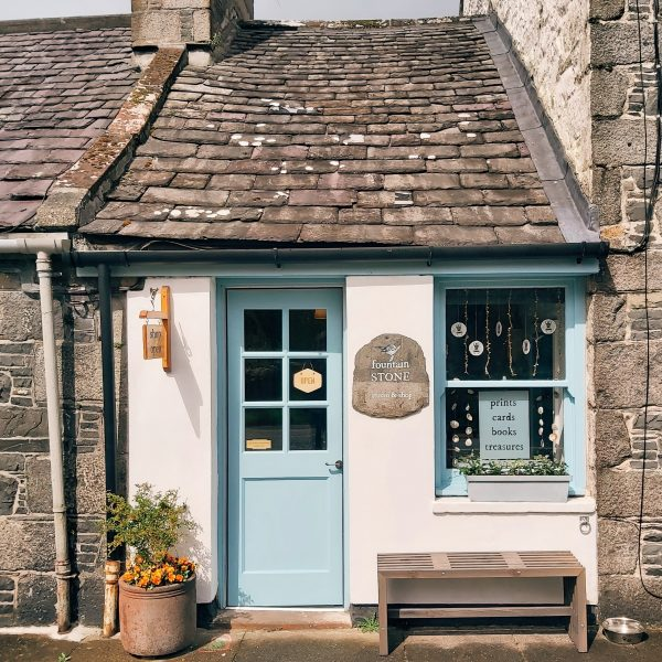 Fountain Stone Shop Front 1