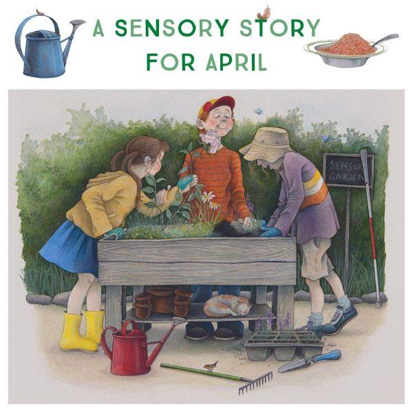Sensory Story For April