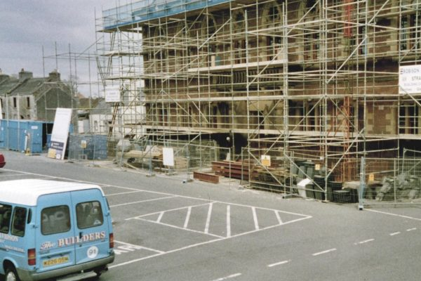 County Buildings Renovation