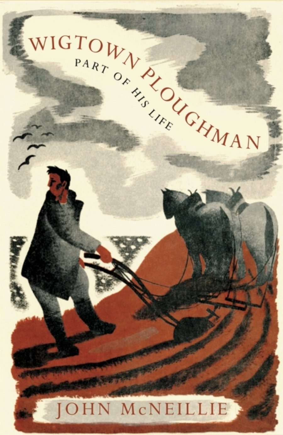 Wigtown Ploughman, John McNeillie cover