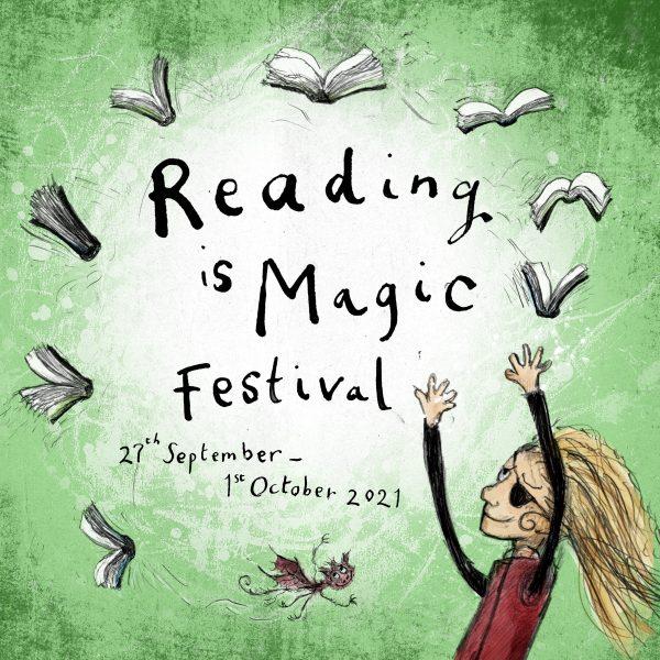 Readingismagicfestival Mainlogo 2021
